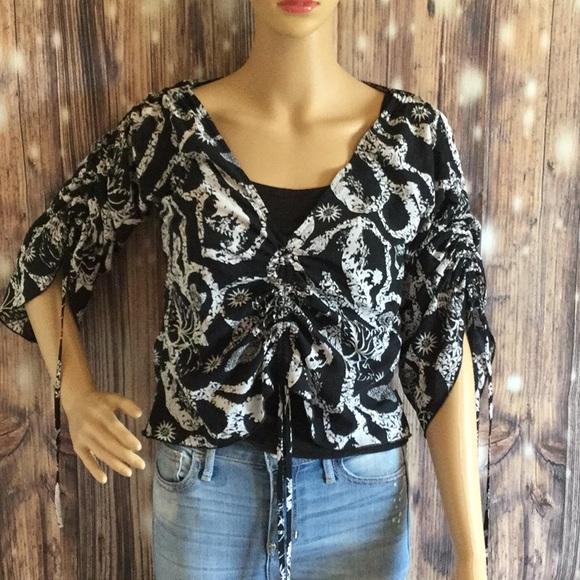 Calvin Klein Tops - Calvin Klein sheer blouse